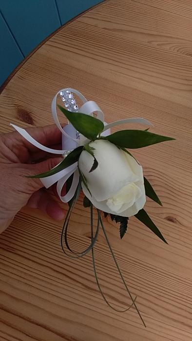 a corsage